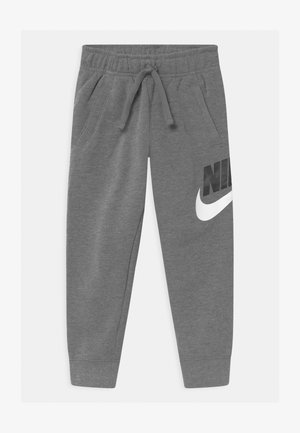 CLUB  - Tracksuit bottoms - carbon heather