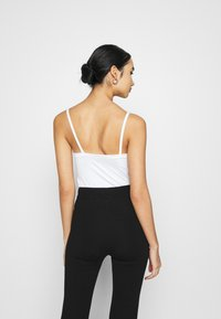 Missguided - CAMI BODYSUIT 3 PACK - Top - white/black/red - 2