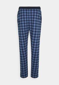 TOM TAILOR - TROUSERS - Pyžamový spodní díl - blue - 1