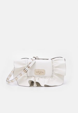 CROSS BODY BAG - Bandolera - latte