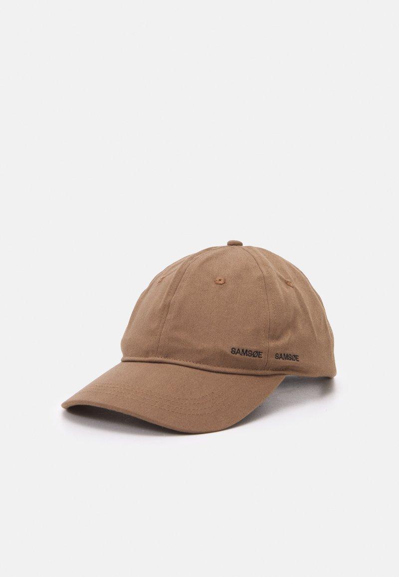 Samsøe Samsøe - ARIBO UNISEX - Caps - camel