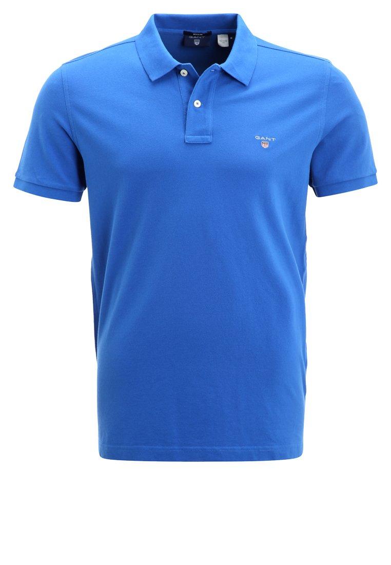 GANT Poloskjorter - nautical blue