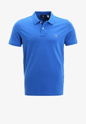 THE ORIGINAL RUGGER - Polo - nautical blue