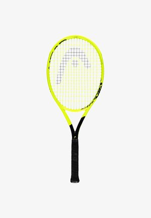 Tennis racket - yellow/black