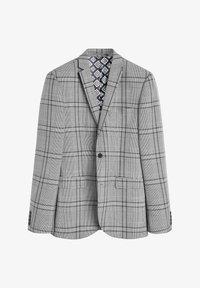 Next - SLIM FIT  - Suit jacket - grey - 0