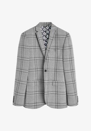 SLIM FIT  - Suit jacket - grey