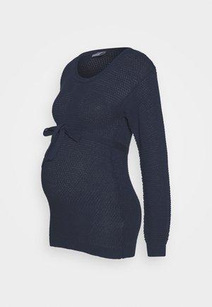 MLCRYSTALINE  - Jumper - navy blazer