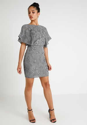 Cocktail dress / Party dress - dark grey