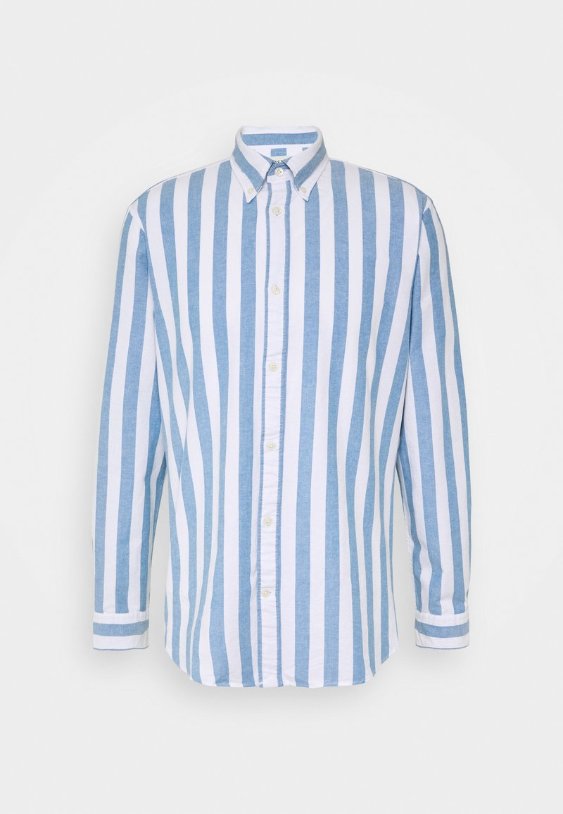 Selected Homme - SLHREGWIDE STRIPE - Chemise - light blue