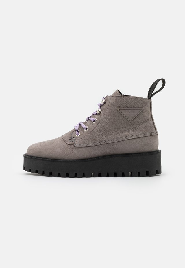 ROCKY - Ankle boots - grey