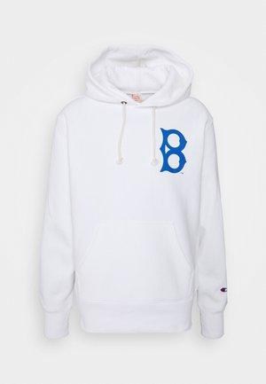 MLB LA DODGERS HOODED - Club wear - white