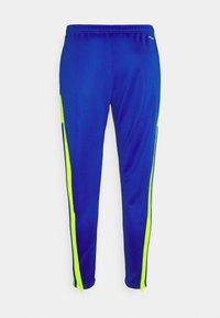 adidas Performance - SQUAD - Tracksuit bottoms - team royal blue/team solar yellow - 6
