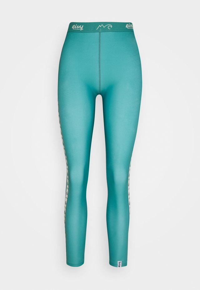 ICECOLD TIGHTS - Base layer - green