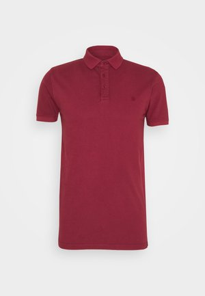 ABBORTSFORD - Polo shirt - wine