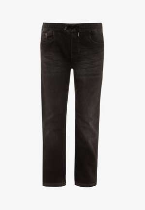 AUGUSTINO - Vaqueros rectos - charcoal denim
