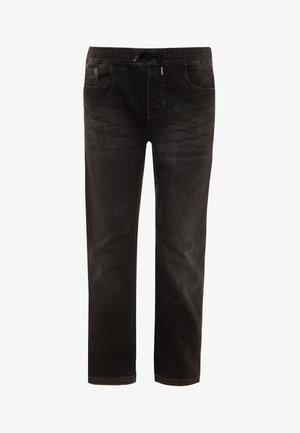 AUGUSTINO - Straight leg jeans - charcoal denim