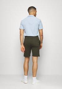Brave Soul - BARKERB - Shorts - dark khaki - 2