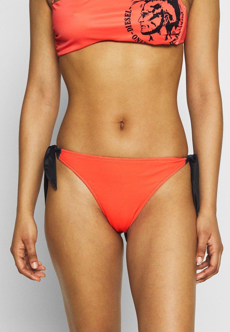 Diesel - ALISIA BRIEF - Bikinibukser - red