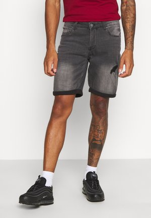 ONSPLY REG - Jeansshort - grey denim