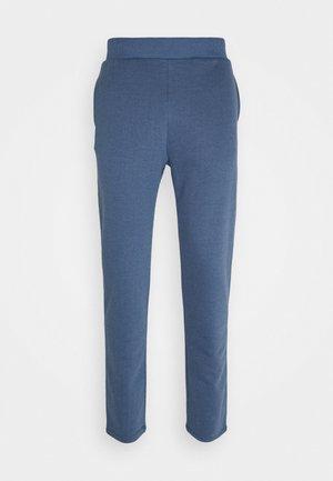 LOUNGE JOGGERS - Pyžamový spodní díl - blue