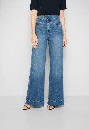 LE HARDY WIDE LEG - Jeans Straight Leg - oceanside