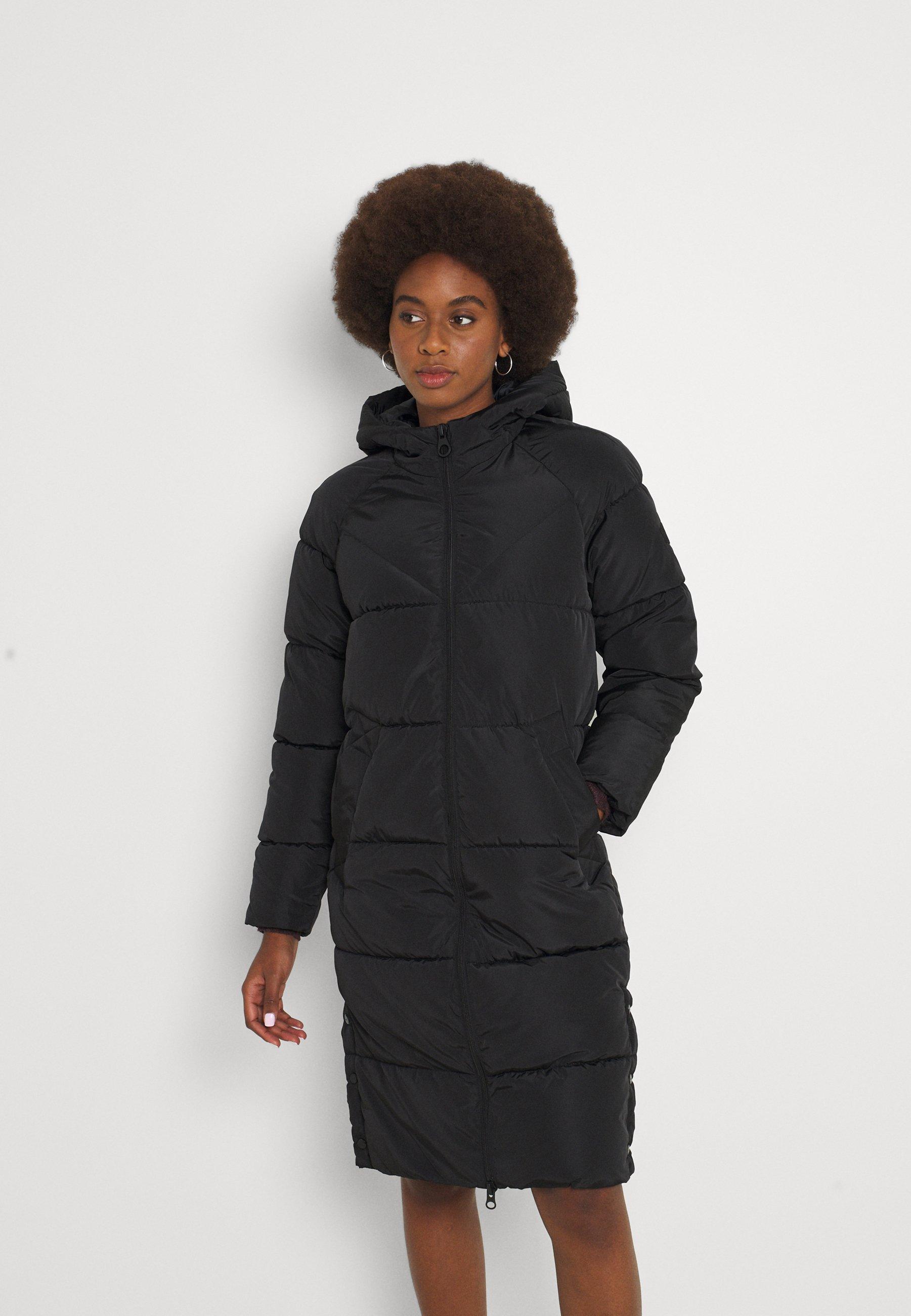 Women ONLAMANDA LONG PUFFER COAT - Winter coat