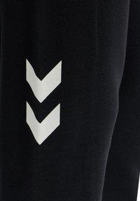 Hummel - HMLLGC GRAHAM - Tracksuit bottoms - black - 7