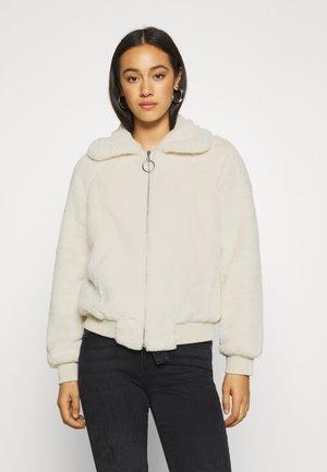 LADIES - Winter jacket - offwhite