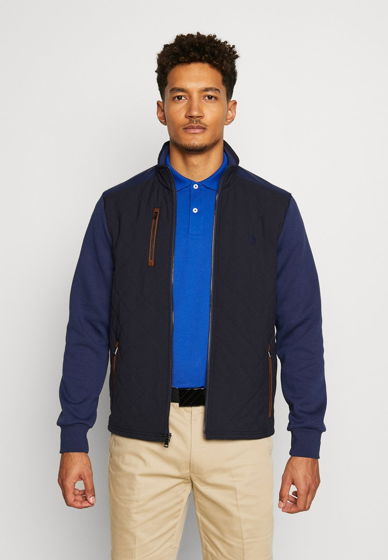 Polo Ralph Lauren Golf - LONG SLEEVE - Outdoor jacket - french navy