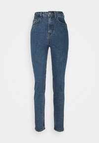 Object Tall - OBJVINNIE MOM - Vaqueros boyfriend - medium blue denim - 3