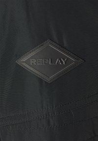 Replay - JACKET - Giacca da mezza stagione - black - 5