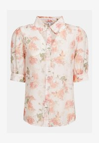 Guess - Button-down blouse - blumenmuster - 3