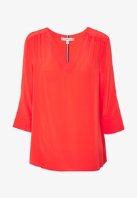 LOTTIE BLOUSE - Blůza - bright vermillion
