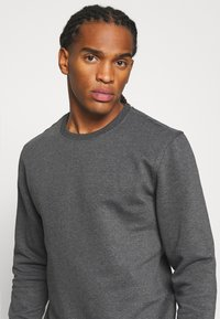 Only & Sons - ONSVINCENT CREW NECK - Sweatshirt - black - 3