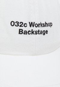 032c - BACKSTAGE UNISEX - Naģene - natural white - 6