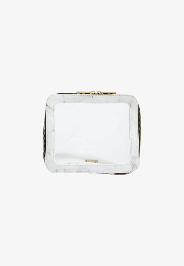 MARBLE TRAVEL - Toilettas - white