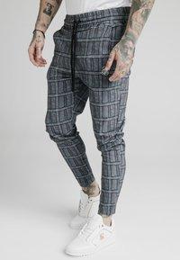 SIKSILK - SMART - Teplákové kalhoty - pow - 0