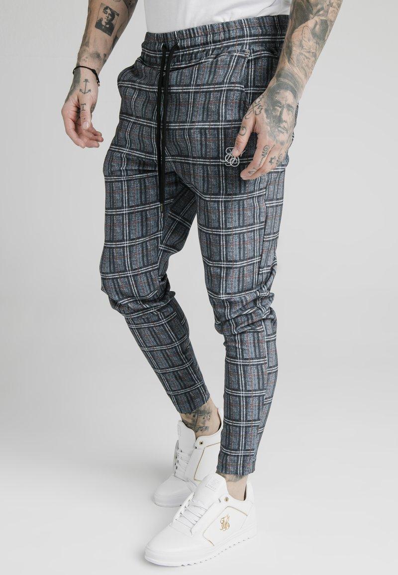 SIKSILK - SMART - Teplákové kalhoty - pow