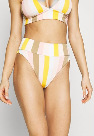 HI CUT CHEEKY - Bikini bottoms - cheeky peach
