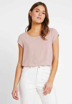 ONLVIC SOLID  TOP - Blouse - pale mauve