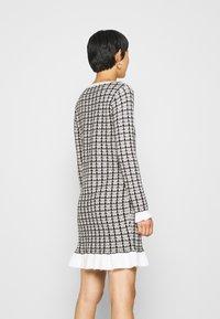 Derhy - DAKAR ROBE - Jumper dress - ecru - 2