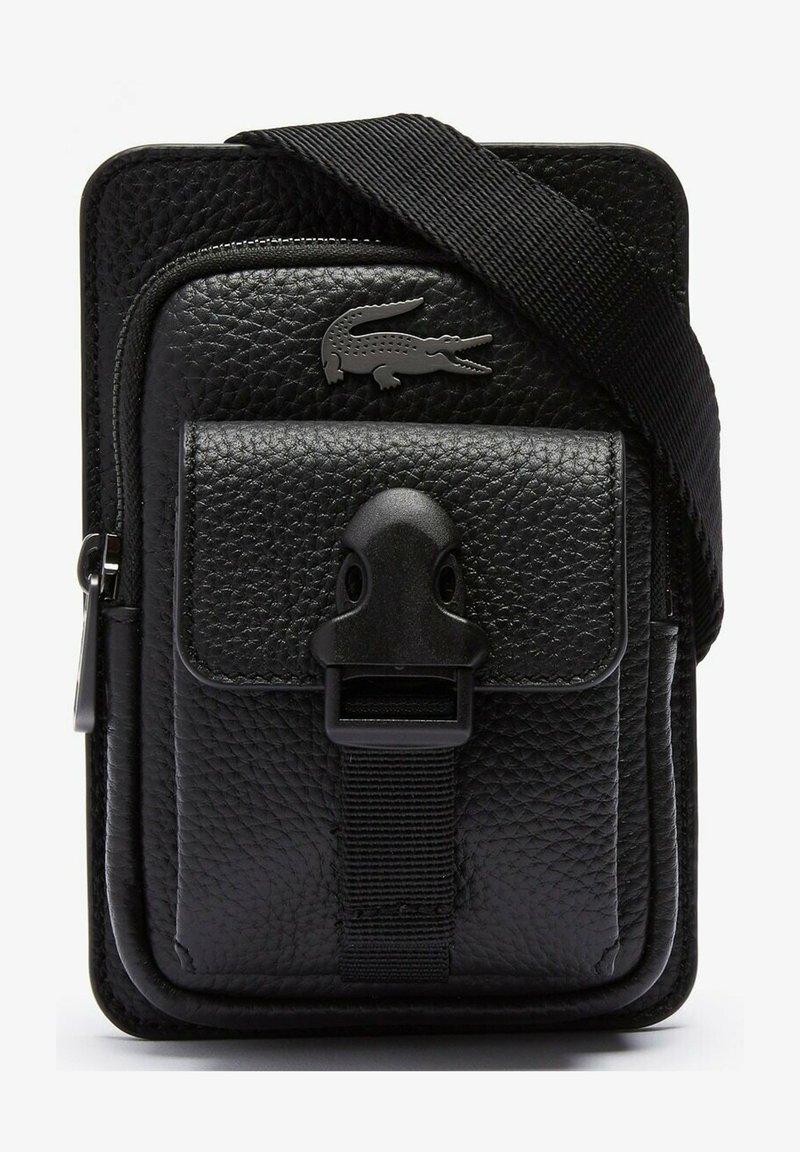 Lacoste - PORTE-CARTES - Office accessory - noir