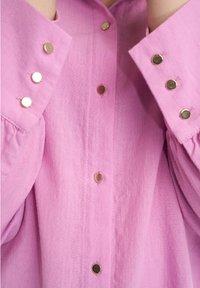 MS Mode - Zakelijk overhemd - lilac - 3