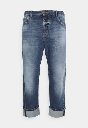 FIVE POCKETS PANT - Relaxed fit jeans - blue denim