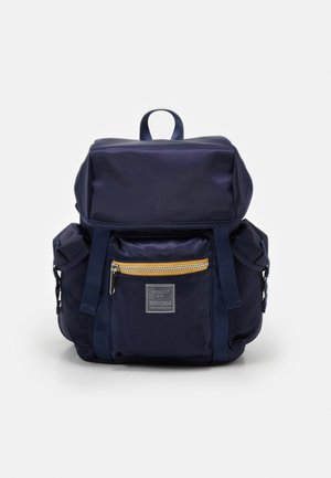 SABRINA UNISEX - Plecak - dark blue/yellow
