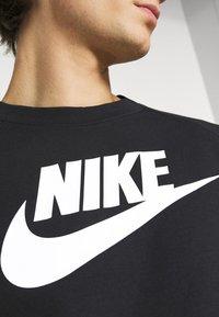 Nike Sportswear - MODERN - Sweatshirt - black/white - 5