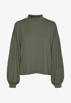 VMALFIE DROP SHOULDER - Longsleeve - dusty olive