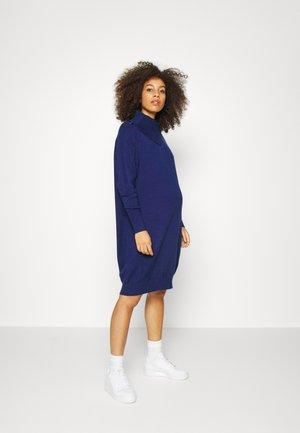 ELENA - Jumper dress - navy