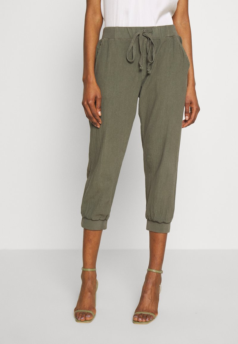Kaffe - Tracksuit bottoms - grape leaf