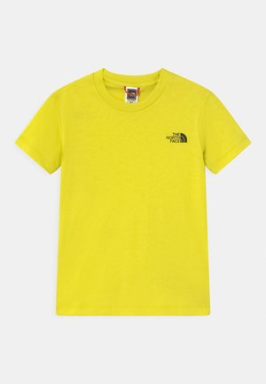 SIMPLE DOME UNISEX - T-shirt - bas - green